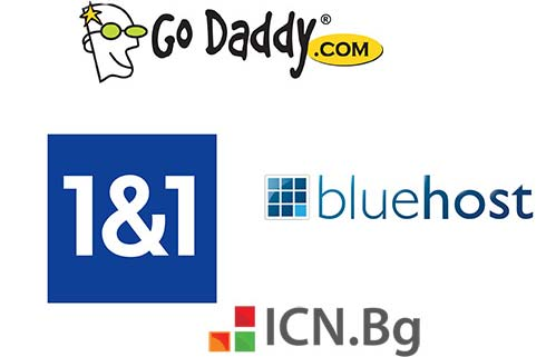 Hosting services and domain registration