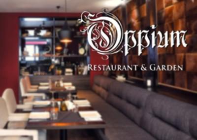 Oppium Restaurant